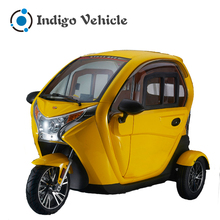 Three Wheel Motor Vehicle Disabled Electric Tricycle for Handicapped