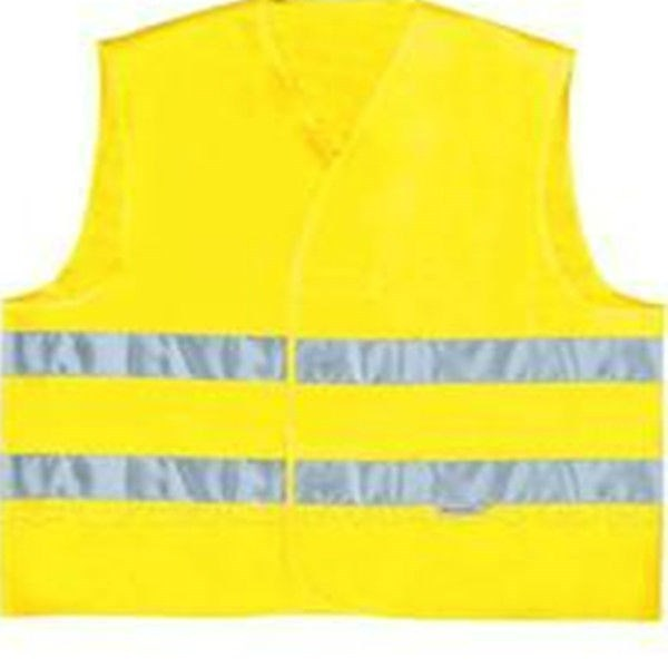 cvc 60/40 permanent flame retardant hi-vis yellow fire proof fabric for uniform