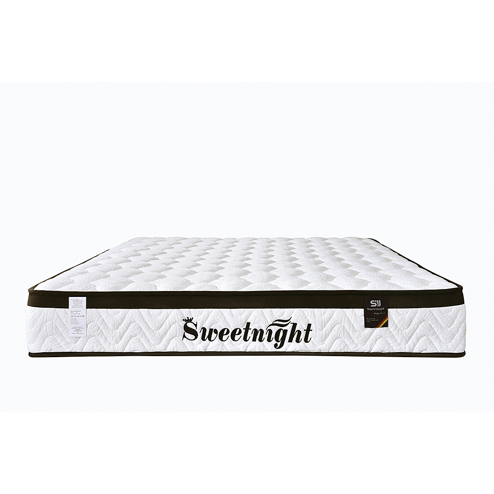 knitted fabric hot selling foam spring mattress queen size mattress - Jozy Mattress | Jozy.net