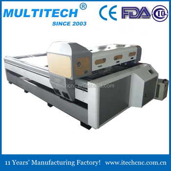 260W Big Power laser cutting machine Laser Cutting Machine For Stainless Steel