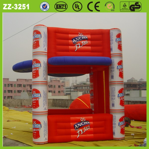 2016 new design inflatable pub bar house with best price