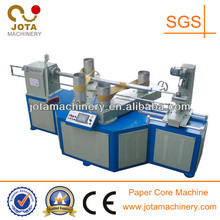 Four Winding Heads Automatic Forming Spiral Core Paper Tube Machine, Paper Cone Making Machine, Carton Core Winding Machine