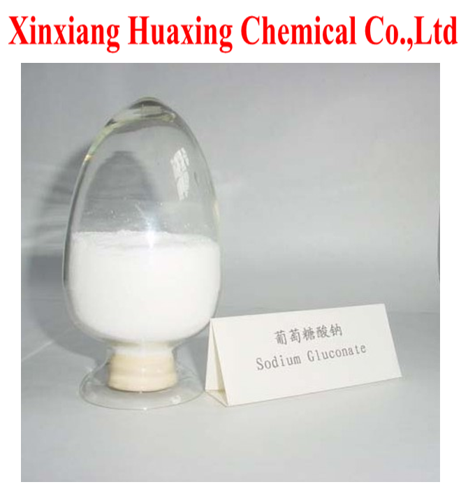 Industry Chemicals Sodium Gluconate for Cement Additive