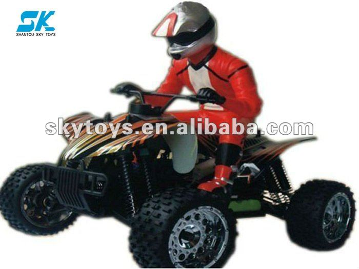 rc electric cars /rc model car new&hot 1/16th Electric Power Off-Road ATV Apollo 94187