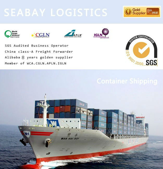 Reliable local tianjin ocean freight shipping forwarder
