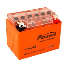 YTX4L-BS motorcycle battery 12V4AH GEL battery