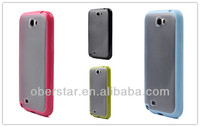 Crystal TPU Silicon Bumper For Samsung Galaxy S4 i9500 Rubber Thin Matte Back Cover Skin Case