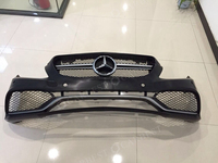 High Quality Best Selling New AMG C63 W205 body kit for Mercedes Benz