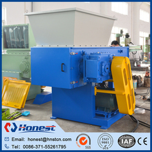 Recycling machines aluminium and plastic cans, plastic shredder machine