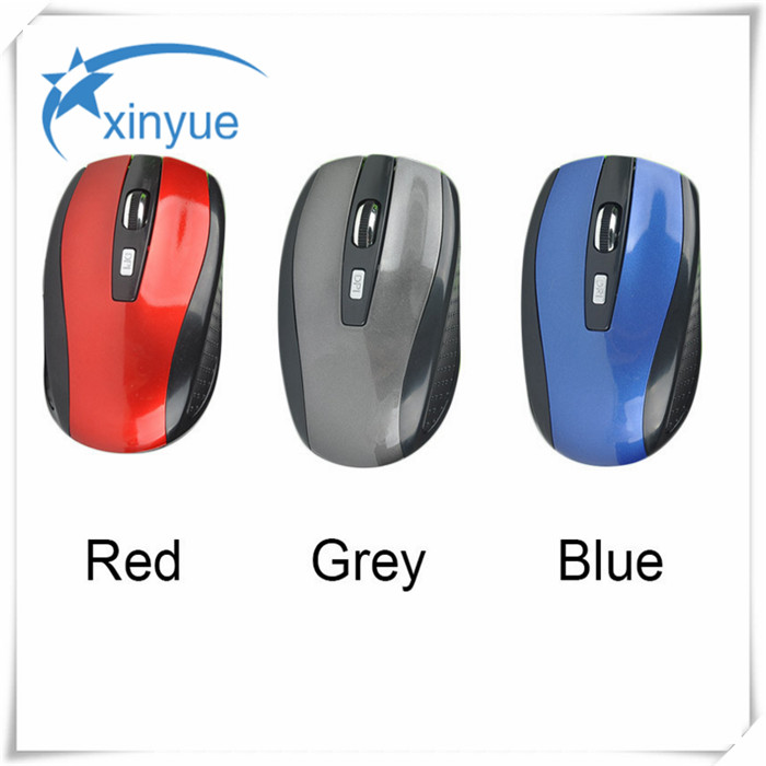 Wholesale 2.4 G Computer Notebook Optical Wireless Mouse