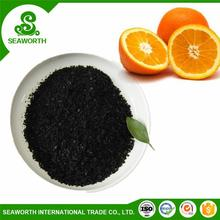 Personalized seaweed composition fertilizer for fruit