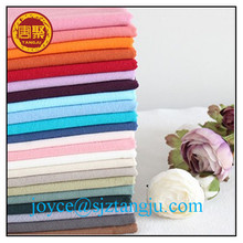 high class China textiles 100% cotton print fabric for baby cloth pink color