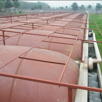 Family size small biogas plant
