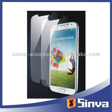 Imported materials clear screen protector guard for samsung S4
