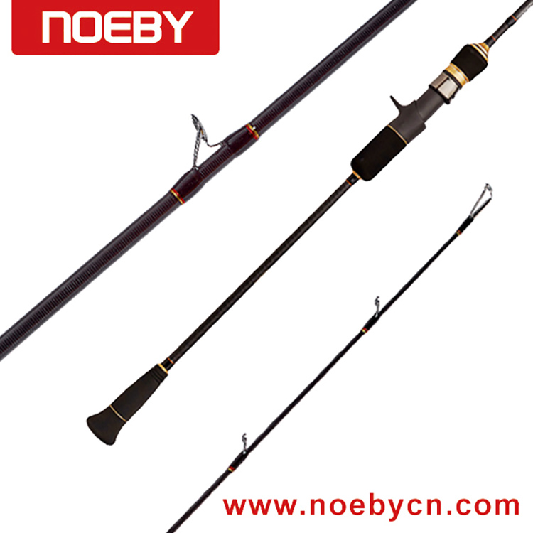 Noeby fuji guide high quality best jigging rod