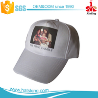 baseball cap for promotion or political election soft baseball caps