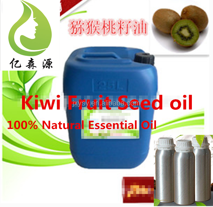 Organic Certificated Kiwifruit Seed Oil Kiwi Fruit Extract Rich In Vitamin And Minerals Actinidia Chinensis Seed Oil