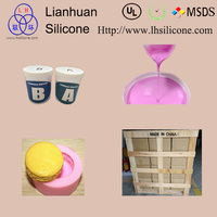 food grade Injection Molding Liquid Silicone Rubber for molding Baby Nipple