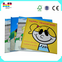 New style hardcover english story children book