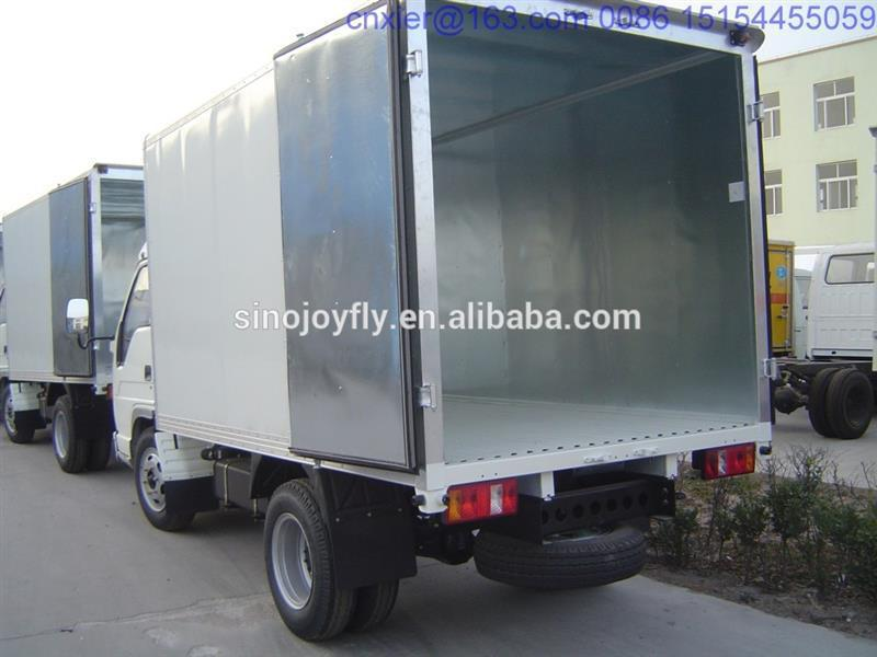 truck box body for sale manufacturer ob van for sale