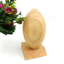 High quality wooden base wooden trophy