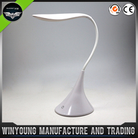 2016 Best Factory Price Usb Rechargable Desk Lamp