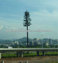 Mobile communication pole / tower price