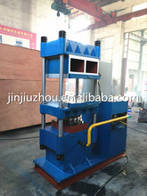 Factory shoe sole moulding price and vulcanized rubber hot press machine