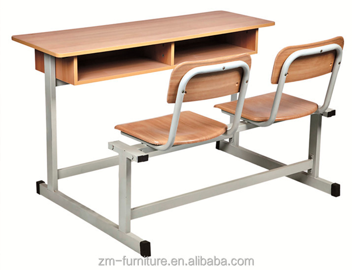 cheap wooden school desks and chair
