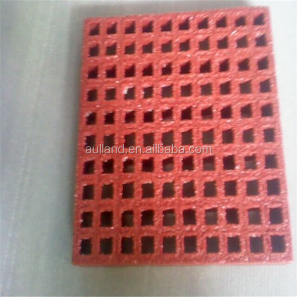 Fiberglass Products FRP molded grating plastic drain cover grating