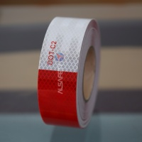 Hot sale prismatic DOT 3m reflective tape for car ACP200