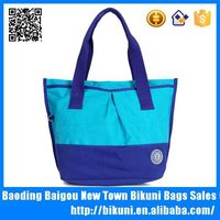 2015 Suitable for women big shoulder bag lady nylon waterproof handbags