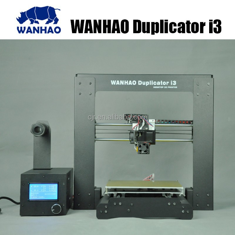 High Precision wanhao i3 DIY 3d Printer kit with SD card and LCD