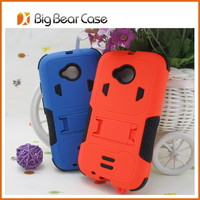 Factory shockproof phone case for alcatel one touch fierce ot-7024w