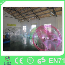 cheapest water inflatable balls ride