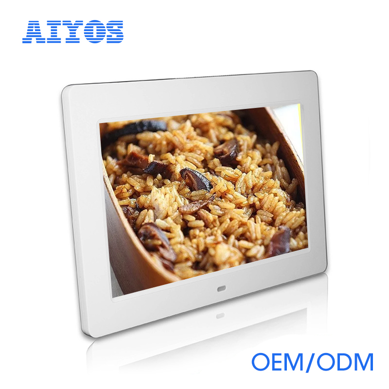 9 inch digital photo frame