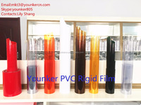 Hot sale PVC Rigid film for blister packing vacuum forming packing