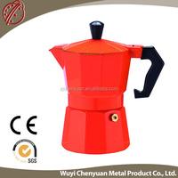 2017 New model High-grade 1 cup espresso machine/ moka coffee maker ----CLA-1