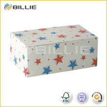 Relaxing Buying Experience Take Away Food Box Hamburger