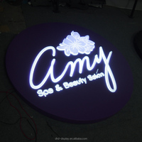 Big Brand Promote Cheap Decorative Custom Made Signage Manufacturer Neon Open Sign