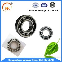 Yuanke best sale good quality made in China wheelbarrow wheel bearing with reasonable price