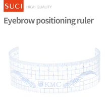 Disposable Sticker Eyebrow Ruler/Soft Microblading Measuring Tools