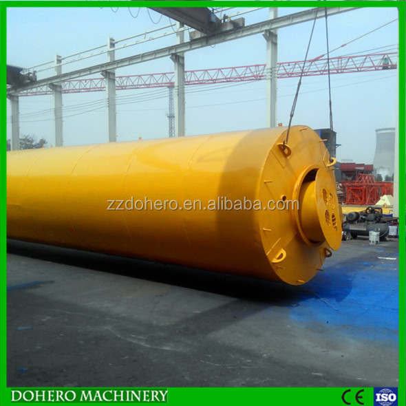 high quality 30T 50T 100T 150T 200T 300T horizontal cement silo