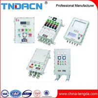 Buy BXK series explosion proof control box in China on Alibaba.com