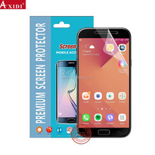full cover ultrathin HD 3D screen protective film for Samsung a7