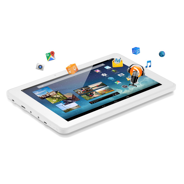 Top Quality Wireless Android Tablet M738 With Long Battery Life