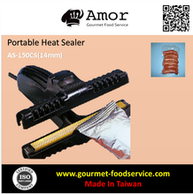 Portable Heating Sealer for Sterilization Pouches and Foil Bag