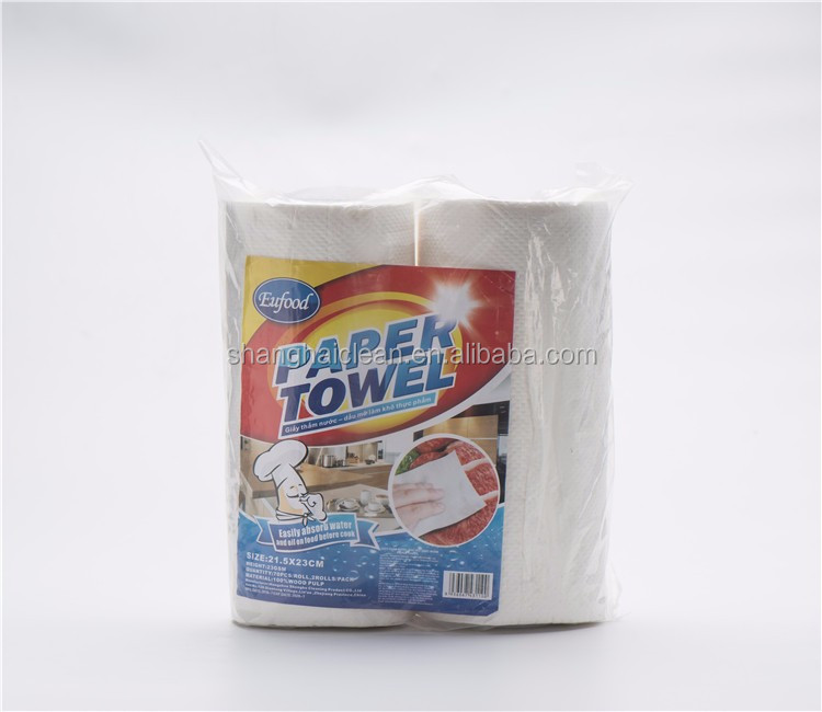 Soft Best Selling Good Service Kitchen Paper Towel