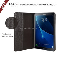 For Samsung Tab A 10.1 PU Leather Printing Case,Tablet Case,Shockproof Tablet Case