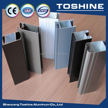 WOW! Aluminium profile window and door accessories , Powder coating/electrophoresis/anodized profile for production of windows
